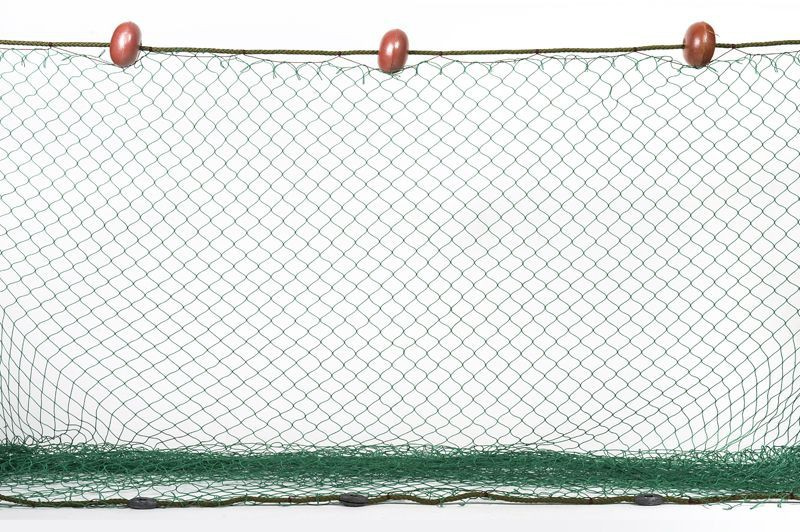 Seine net for pisciculture